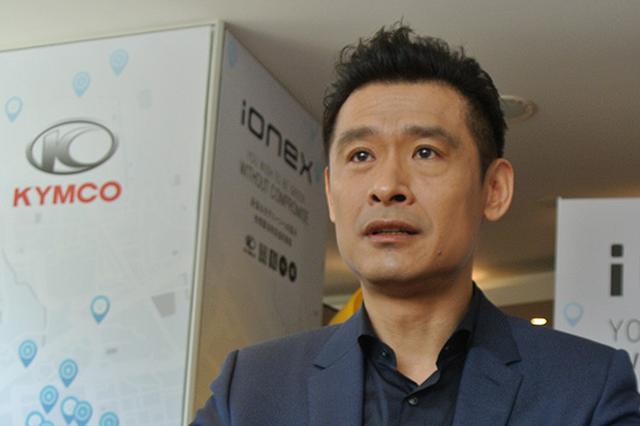 画像: キムコ アレン・コウ 会長/ビジネスモデル模索もEV車プラットフォーム柱に