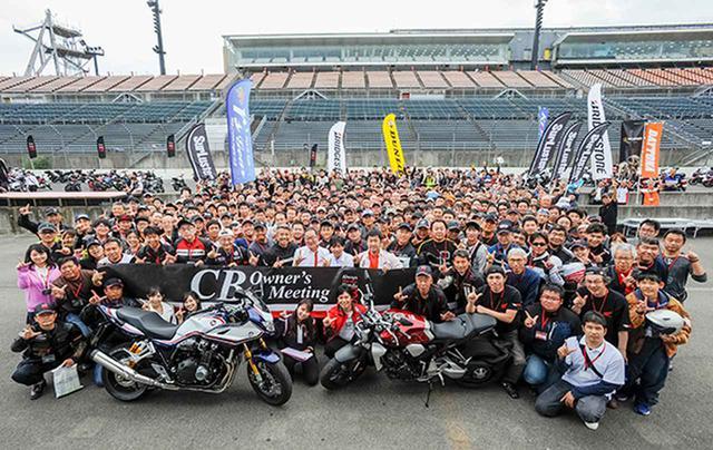 画像: それぞれのCBで集った参加者による集合写真