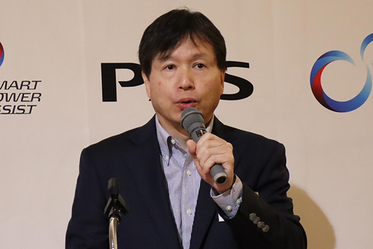 画像: SPV事業部の村田氏