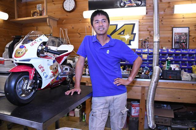 画像: 74Daijiroと村上さん