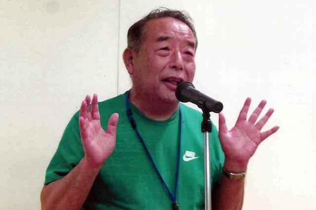 画像: ゲスト参加した元ホンダモトクロスチームの責任者だった渡辺信義氏