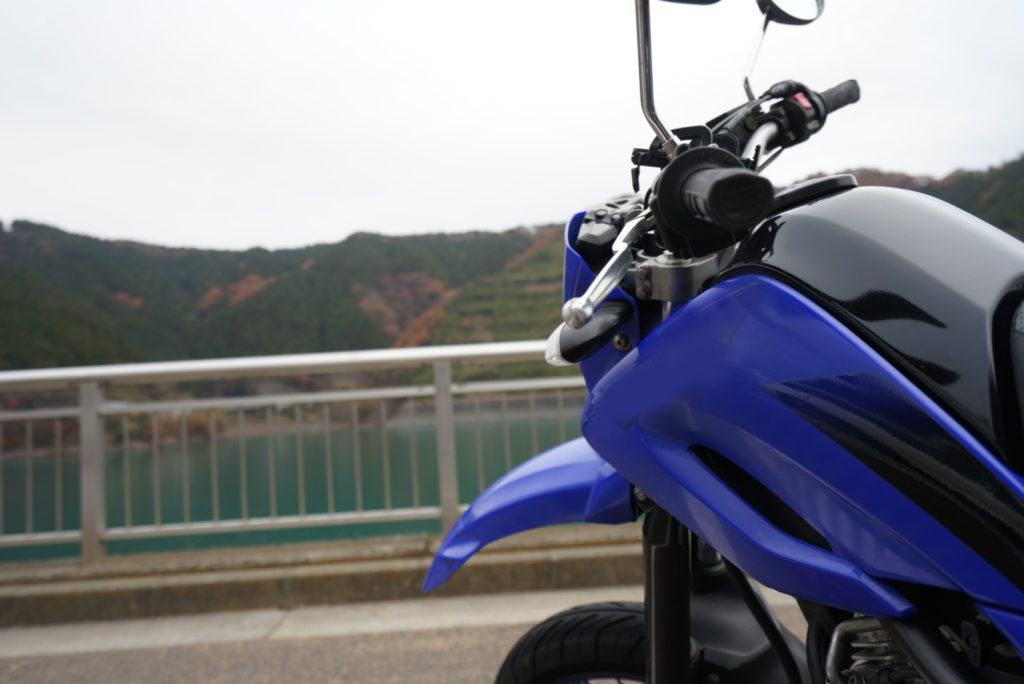 画像: 宮ケ瀬ダムは近場のいいツーリングスポット