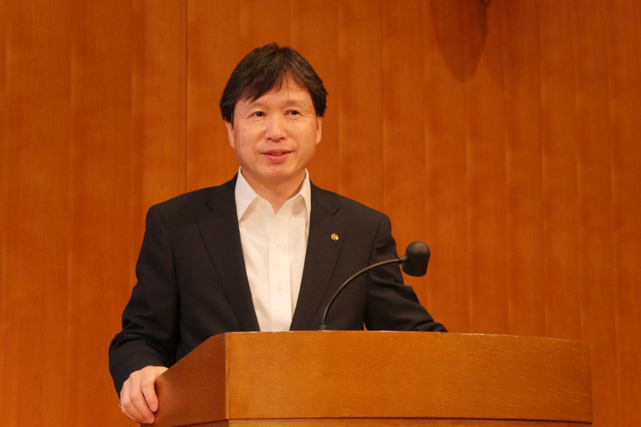 画像: SPV事業部事業部長の村田和弘氏