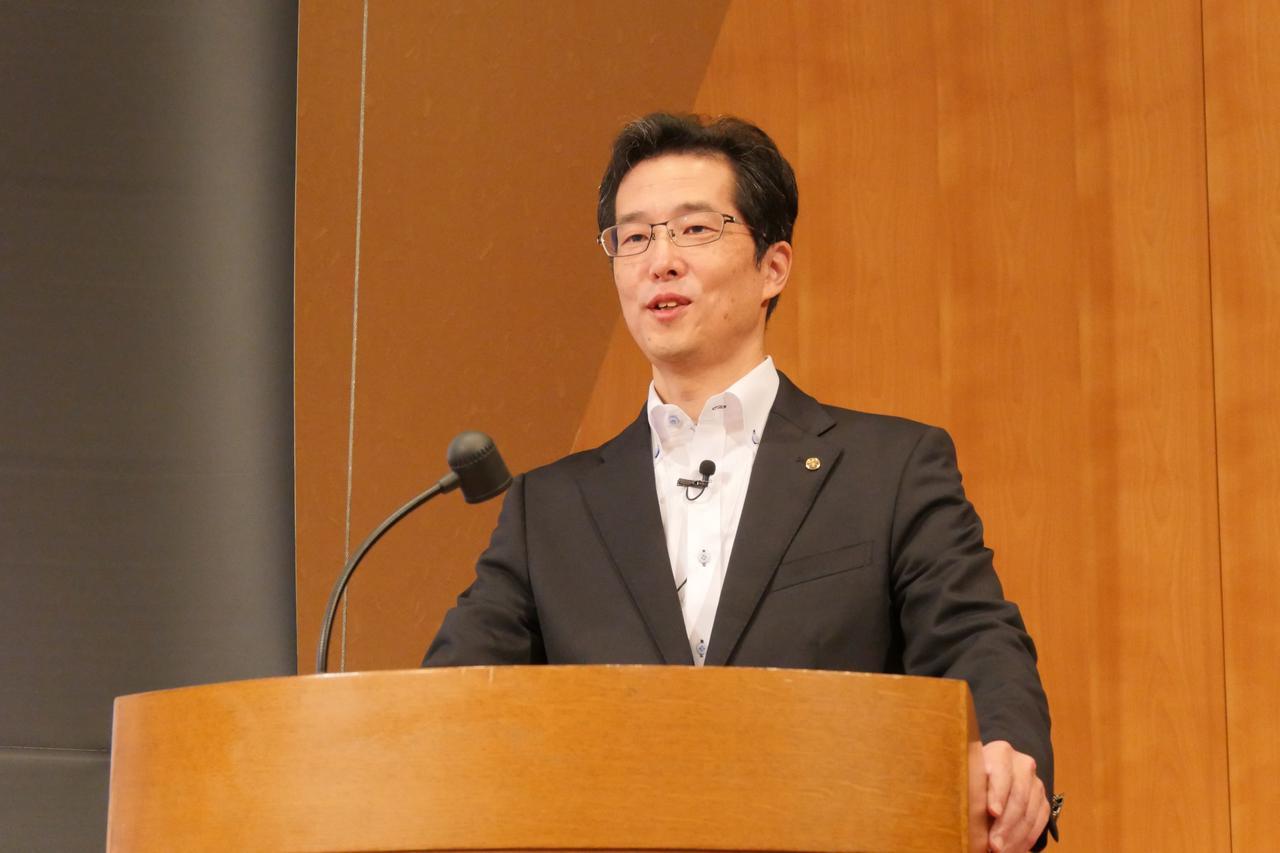 画像: SPV事業部開発部部長の西山統邦氏