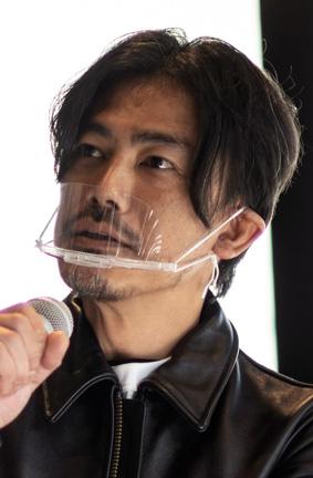 画像: ライダーで出演の市島氏