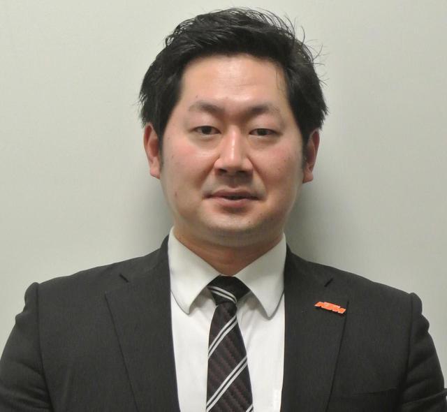 画像: 西光寿ジェネラルマネージャー