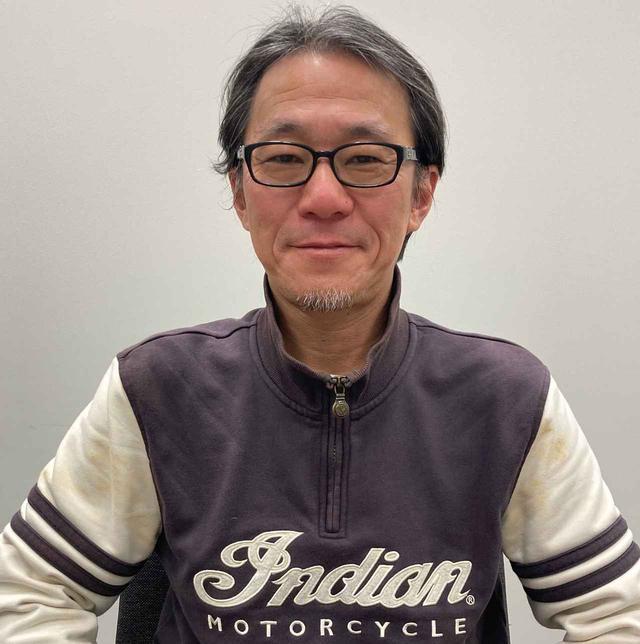 画像: 藤原裕史セールス・マーケティング・ディレクター