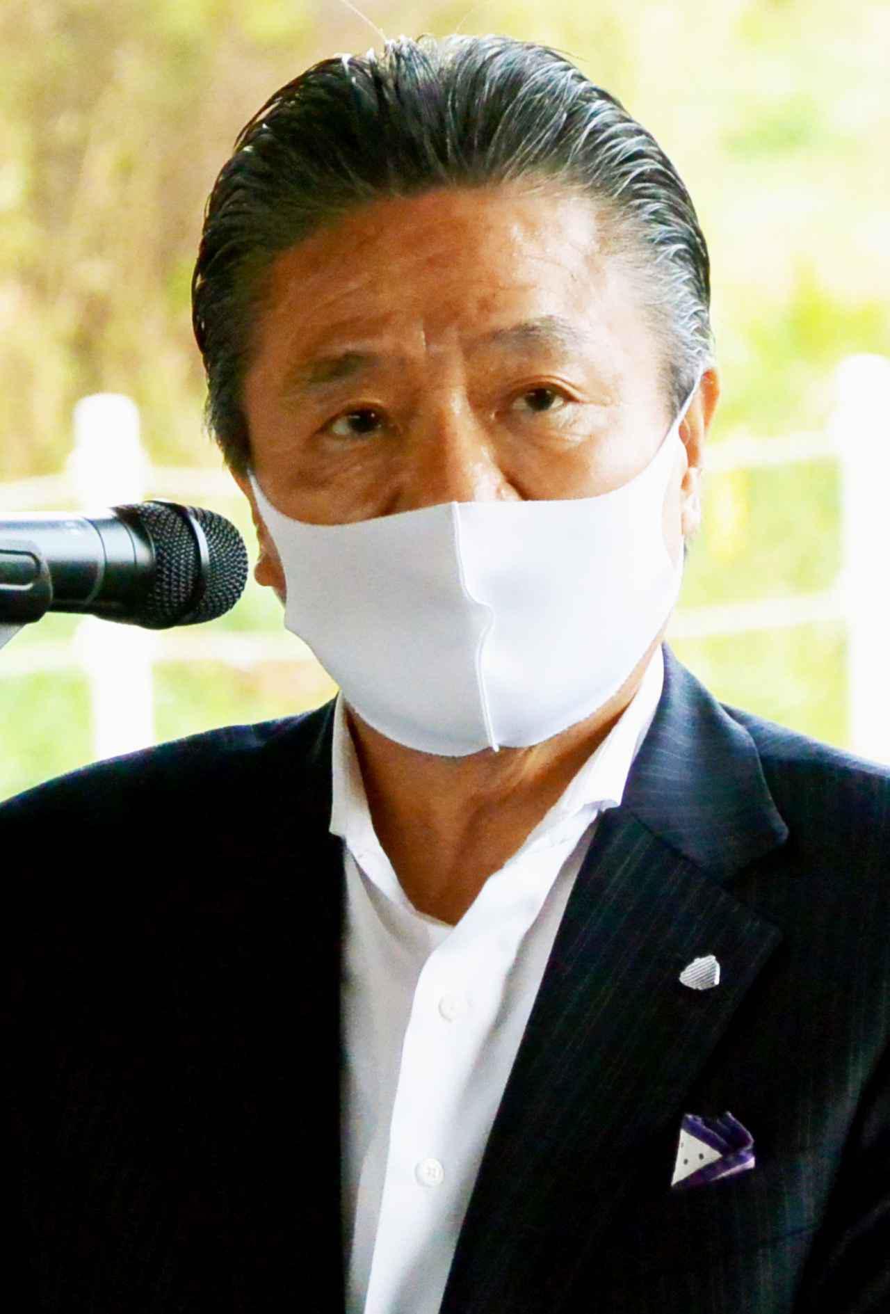 画像: SDAの宮下副理事長