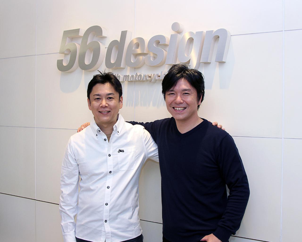 画像: 現役時代から20年近く中野さんを支える関さん(左)