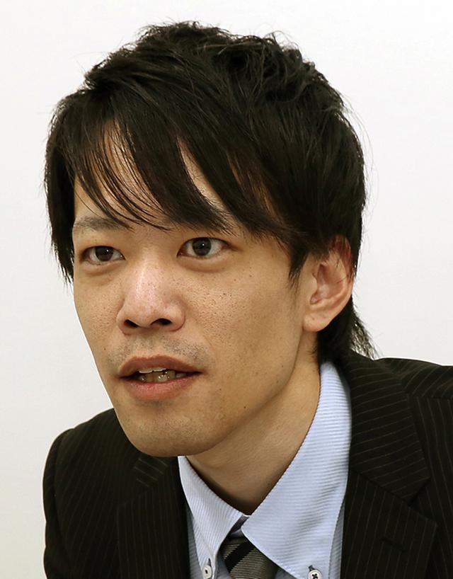 画像: HMJ営業本部 企画部 商品企画課 和泉貴士氏