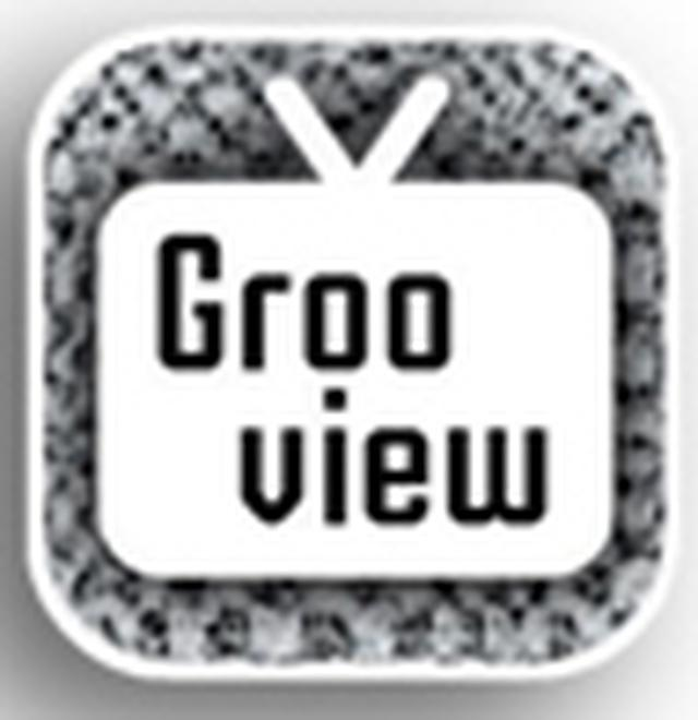 画像: スマホ用のアプリ「グルービュー」のアイコン