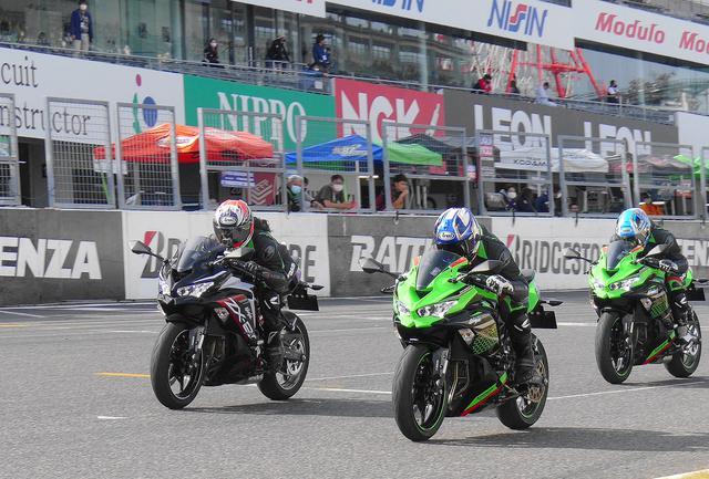 画像: 白熱したレース展開に期待(写真は昨年開催されたデモレースの模様)
