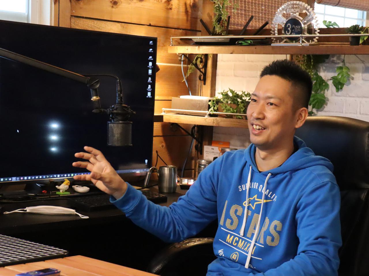 画像2: スタントライダーへの挑戦と恩返し  ──小川裕之氏インタビュー【後編】──