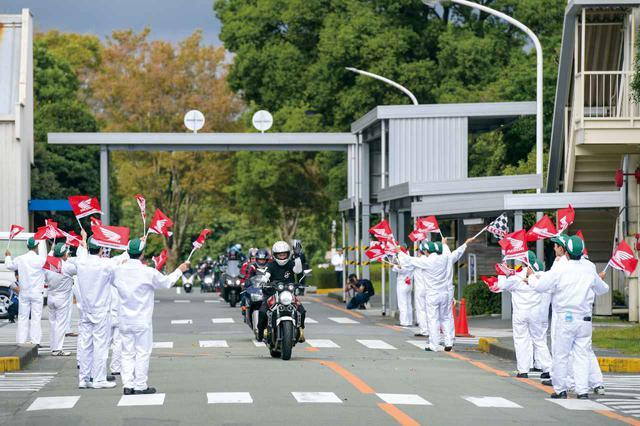 画像: 「ホンダモーターサイクルホームカミング」取材レポート - webオートバイ