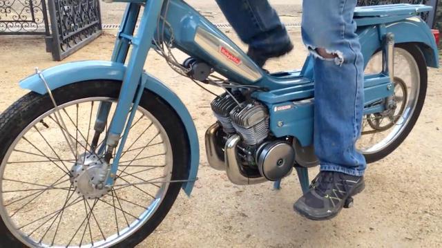 画像: お前も多気筒にしてやろうか〜!!!!? マルチシリンダーにされちゃった欧州製小型車の特集? です!! - LAWRENCE - Motorcycle x Cars + α = Your Life.