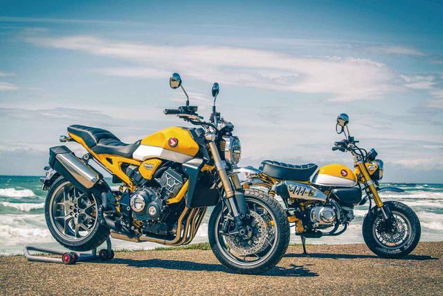 画像: WHEELS AND WAVESに登場したカスタムCB1000R #Heritage&Legends - webオートバイ