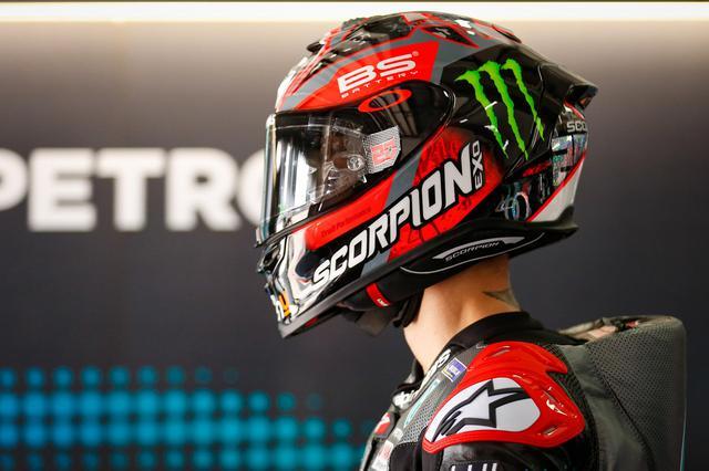 画像: MotoGP2年目にして、セパンテストをスイープしたファビオ