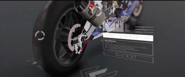 画像: 実際にマン島TTで使用されたマシン、そして実在のTTライダーを選んでプレイすることができます。 www.youtube.com
