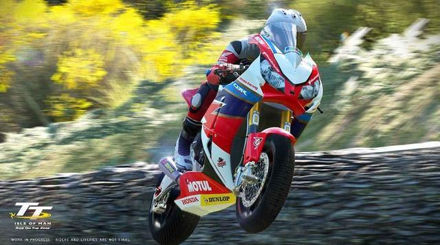 画像: これはプレイしてみたい! マン島TTのビデオゲーム! - LAWRENCE - Motorcycle x Cars + α = Your Life.