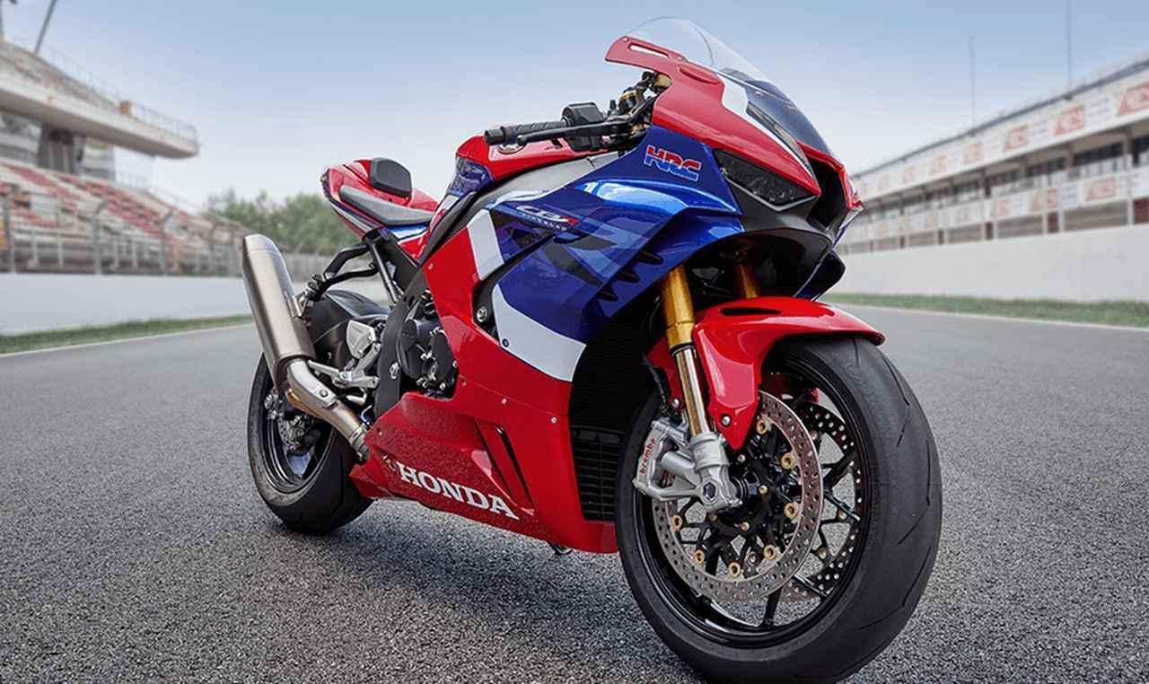 画像: 新型のホンダCBR1000RR-R(SP)は、今シーズンのSBKの台風の目になれるでしょうか? 注目です! www.honda.co.jp