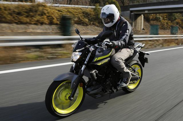 画像: ヤマハ「MT-25」300km日帰りツーリング・インプレ! 250cc「で」イイ、じゃない、250cc「だから」イイのだ【現行車再検証】 - webオートバイ