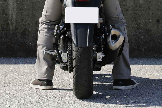 画像2: スズキ「Vストローム250 ABS」 ライディング・ポジションと足つき性