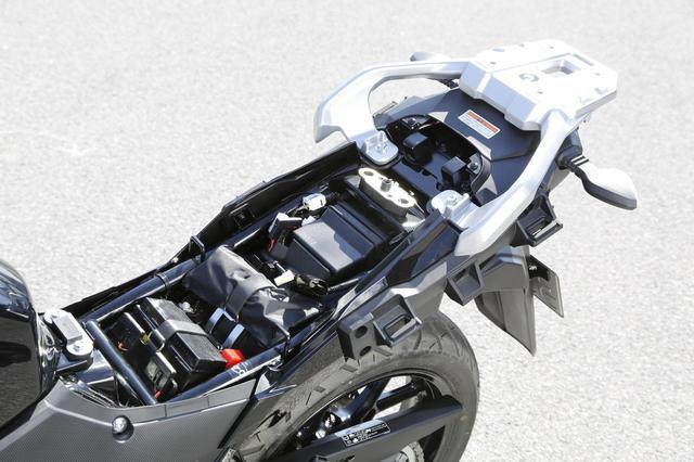 画像2: スズキ「Vストローム250 ABS」500km試乗インプレ/驚くべき実燃費と航続可能距離が明らかに!【現行車再検証】