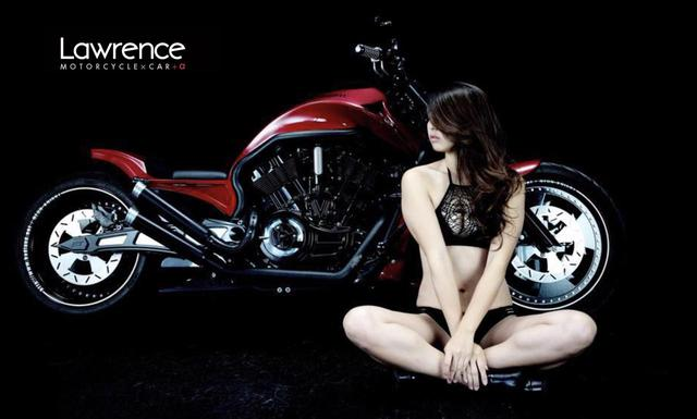 画像: LAWRENCE - Motorcycle x Cars + α = Your Life.