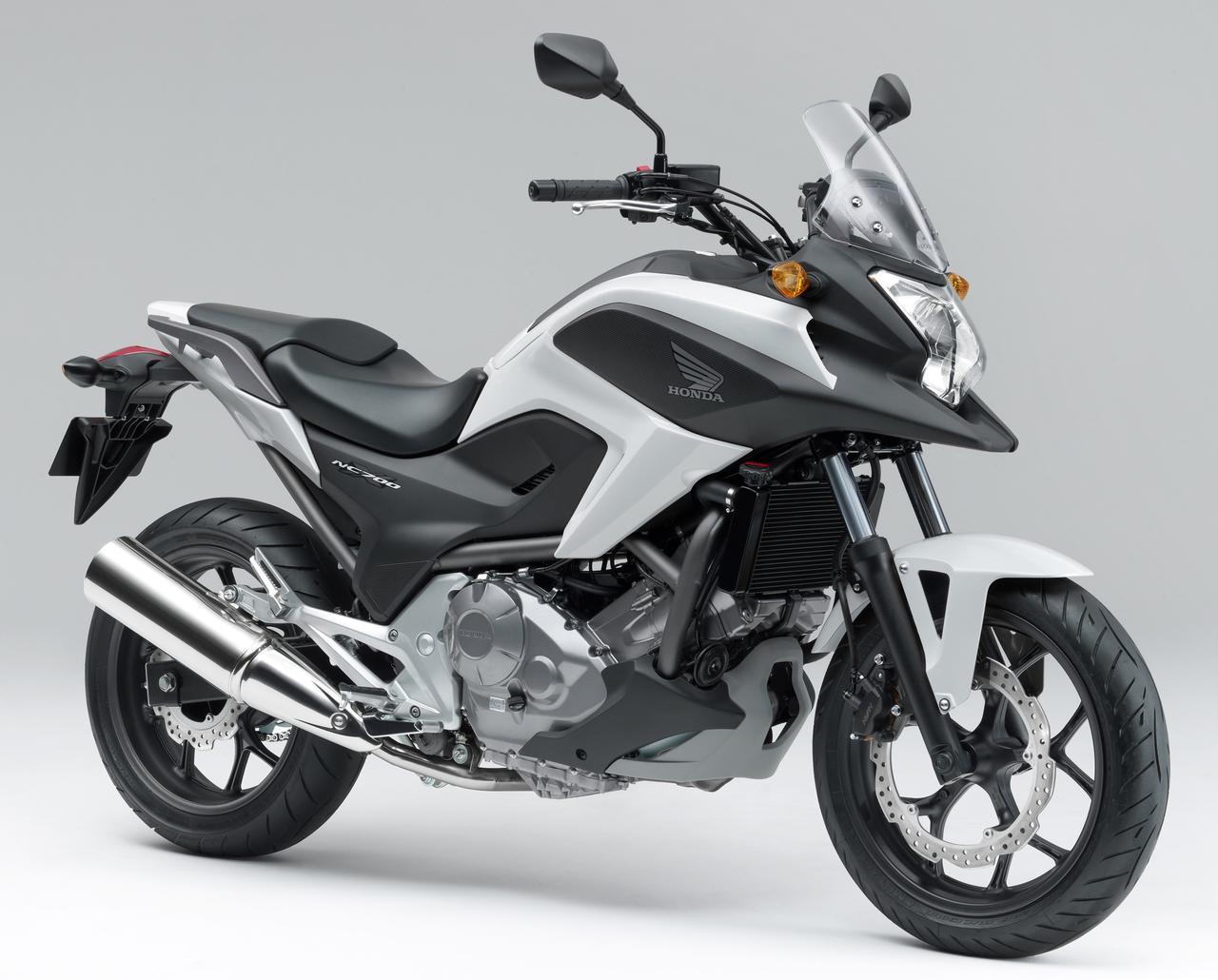 画像: Honda NC700X/2012年2月24日発売/当時の本体価格:61万9,000円