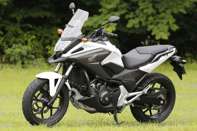 画像: Honda NC750X Dual Clutch Transmission/消費税10%込み96万8,000円