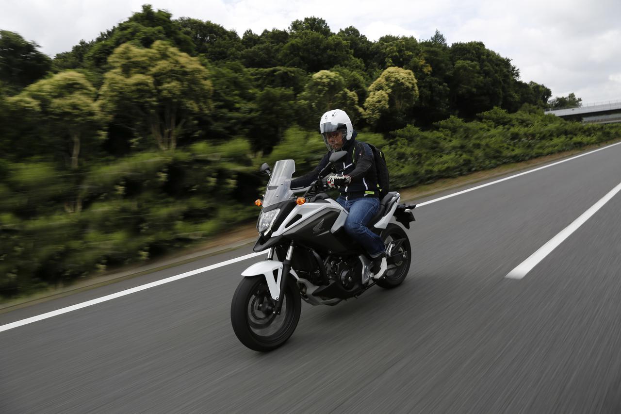 画像: Honda NC750X Dual Clutch Transmission