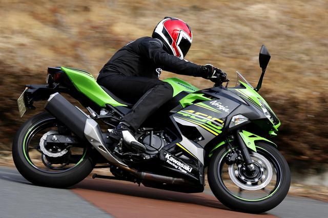 画像: カワサキ「Ninja400」を徹底解説!【現行車再検証】 - webオートバイ