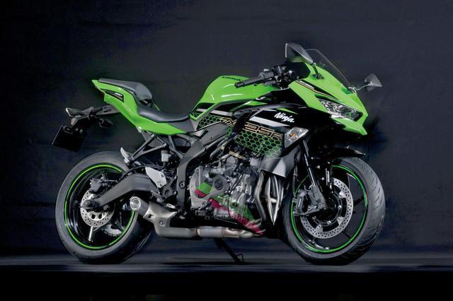 画像: [トリビア] 一番最初の4気筒250ccって、どのメーカーの、どのモデル? [ZX-25R登場記念企画?] - LAWRENCE - Motorcycle x Cars + α = Your Life.