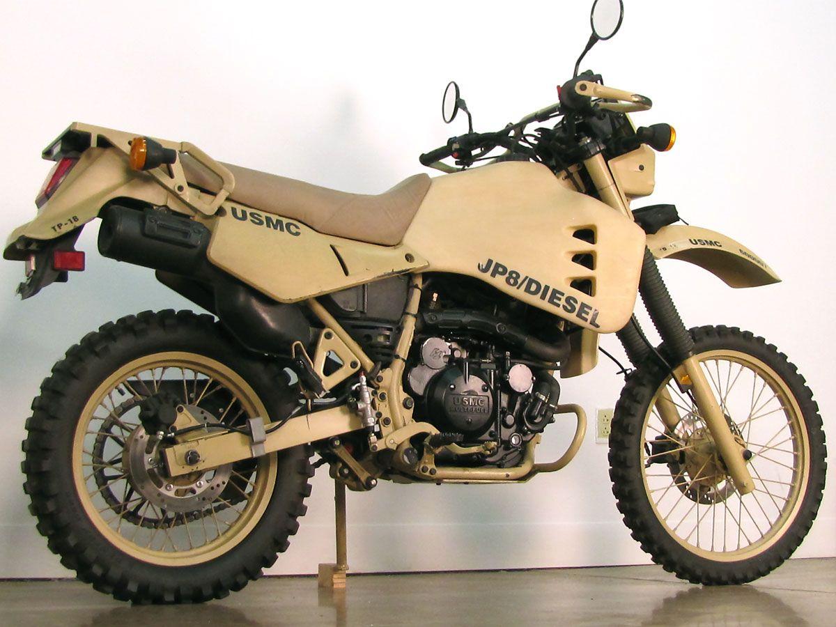画像: え、カワサキのディーゼルエンジンのバイクがあるのですか!? - LAWRENCE - Motorcycle x Cars + α = Your Life.