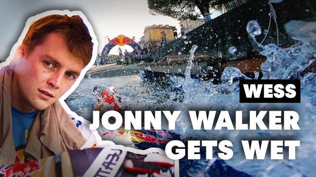 画像: Jonny Walker Takes a Swim In the Porto Prologue Full POV I WESS 2019 www.youtube.com