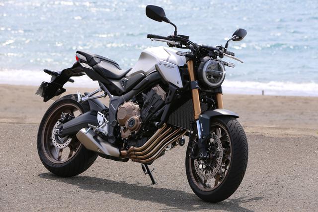 画像: Honda CB650R 水冷4ストロークDOHC4バルブ並列4気筒/648cc/税込97万9,000円