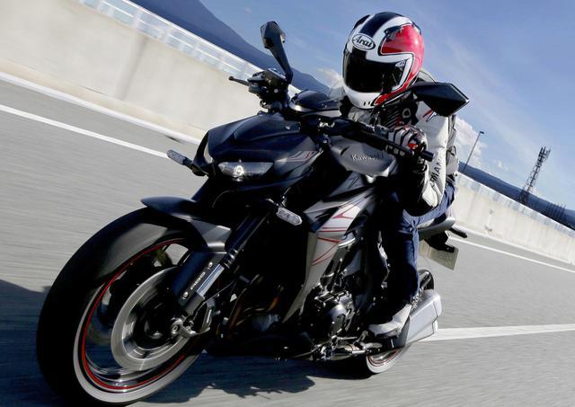 画像: 試乗距離1460km! カワサキ「Z1000」とことん走ってインプレッション【現行車再検証】 - webオートバイ