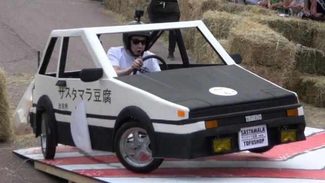 """画像: """"新コロ""""騒動で憂鬱な気分は、リアル""""頭文字D""""を観て吹き飛ばしましょう!? - LAWRENCE - Motorcycle x Cars + α = Your Life."""