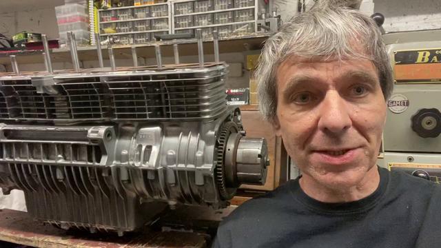 画像: Kawasaki Z1 Super Six Copper Gaskets - How it's Made 4 www.youtube.com