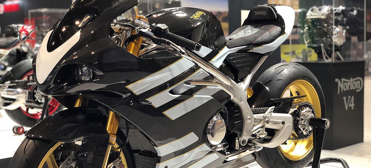 画像: [衝撃!!] ノートンブランドを、インドのメーカーが買収!! [Norton] - LAWRENCE - Motorcycle x Cars + α = Your Life.