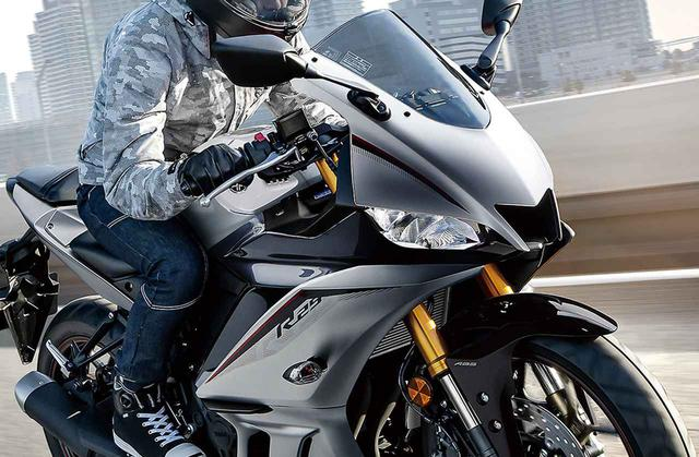 画像: ヤマハ「YZF-R25」「YZF-R3」の2020年モデル情報 - webオートバイ