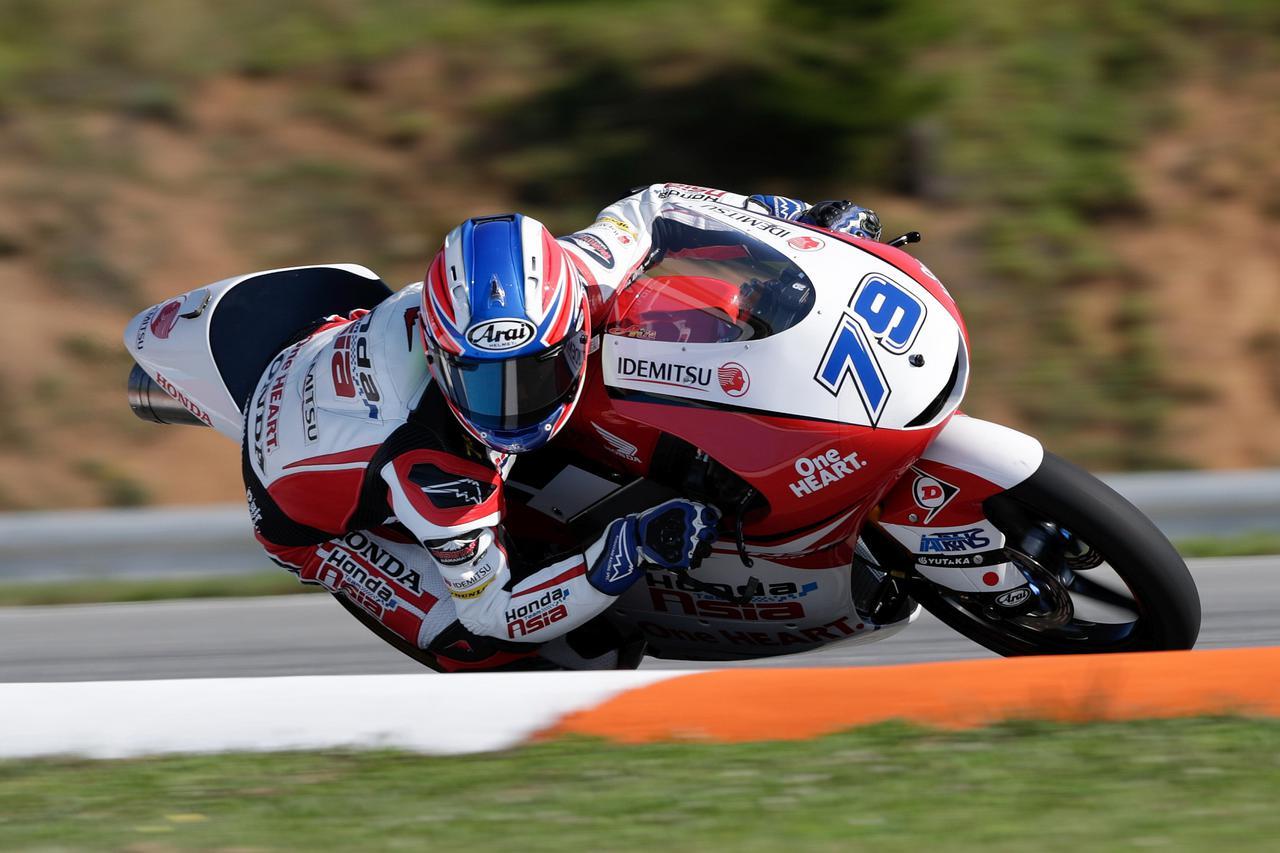 画像: グランプリを走ってるってことは、それだけで「速い」ライダー そこで結果を出すには「強さ」が必要です