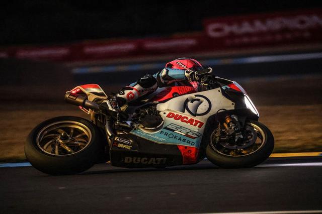 画像: パニガーレV4Rと24時間耐久 トップチームの世界選手権は初挑戦のはずです