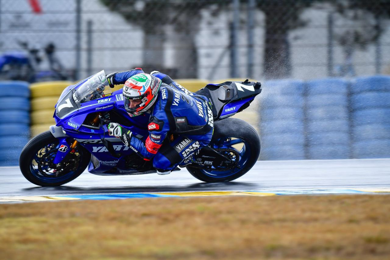 画像: YARTヤマハは今年の鈴鹿8耐でもトップチームとして参加する予定でした