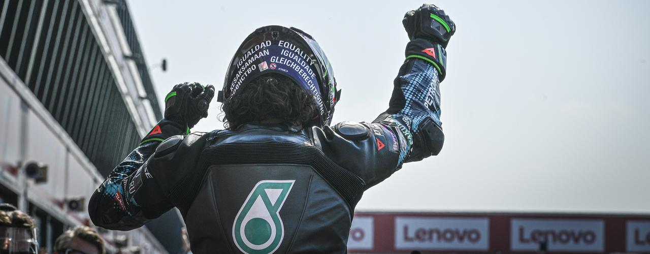 <MotoGP> またも「近くて遠い」優勝かな ~Moto3小椋も鈴木も、そしてGPではロッシも…