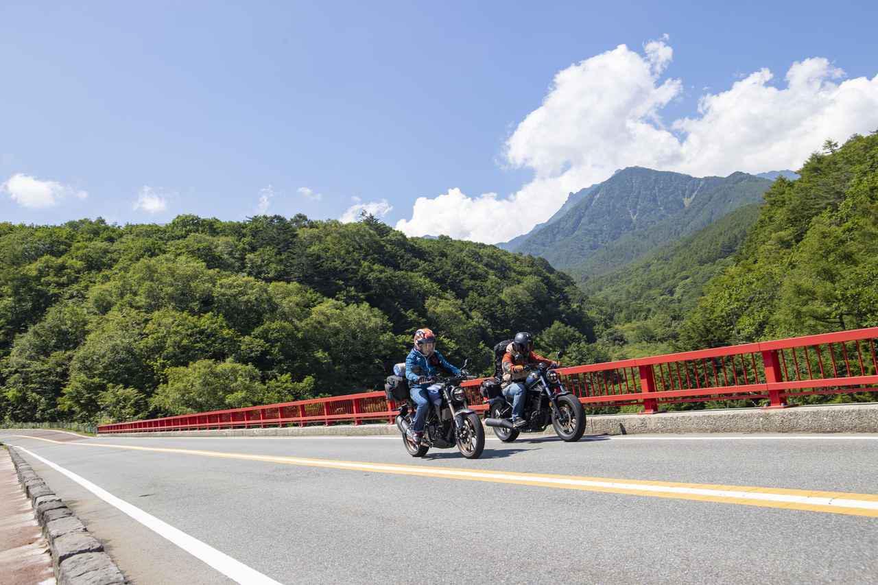 画像2: 250ccで八ヶ岳キャンプツーリング