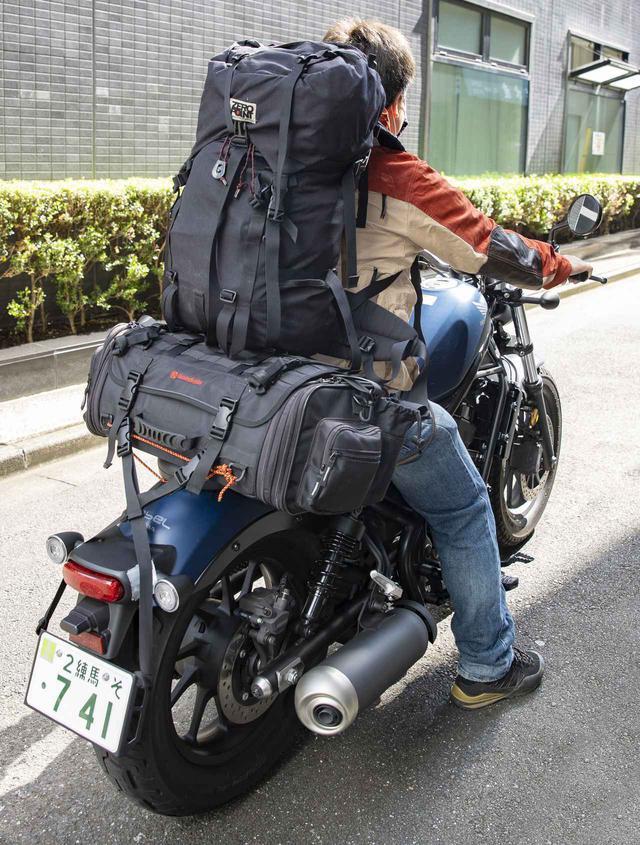 画像1: レブル250とCB250Rでキャンプツーリング! 八ヶ岳・野辺山高原の爽快キャンプ場へ【男のふたツー】 - webオートバイ