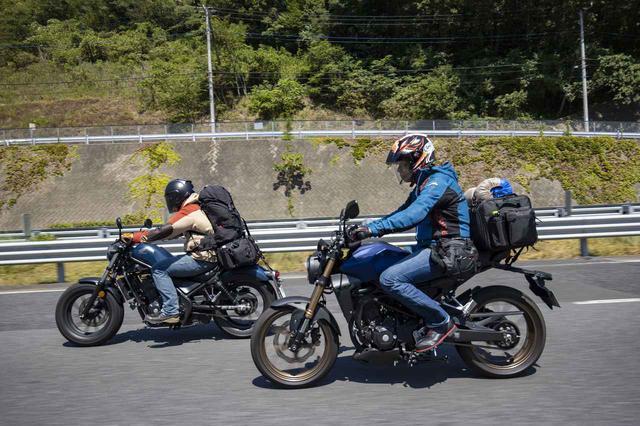 画像1: 250ccで八ヶ岳キャンプツーリング