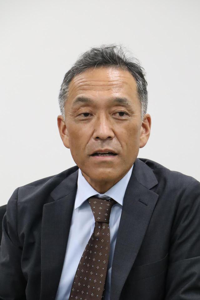 画像: 株式会社ホンダモーターサイクルジャパン 室岡克博社長