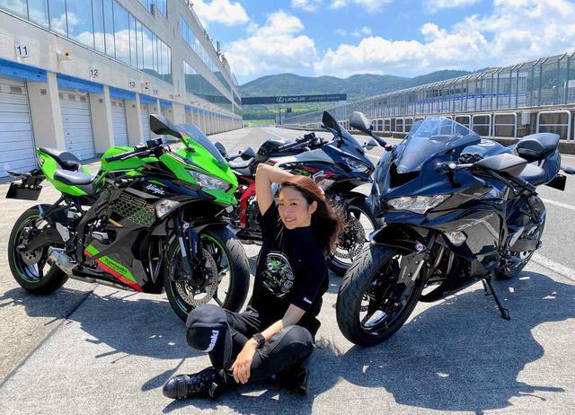 画像: いま旬のニューモデル試乗企画も人気に。ニンジャZX-25Rをバイク女子が体感リポート